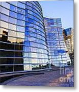 New Zealand Christchurch Art Gallery Metal Print