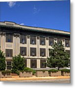 Newport News High School Metal Print