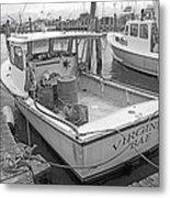 Newport Rhode Island Harbor Iv Metal Print
