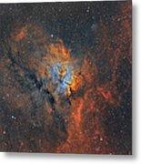 Ngc6820 - Beauty In Space Metal Print