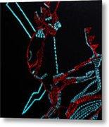 Nhialic - Deity - South Sudan Metal Print