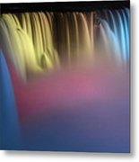 Niagara Color Metal Print