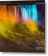 Niagara Falls 10 Metal Print