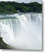Niagara Falls 12 Metal Print