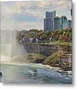 Niagara Falls 4039 Metal Print