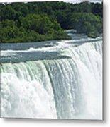 Niagara Falls 8 Metal Print by Aimee L Maher Photography and Art Visit ALMGallerydotcom