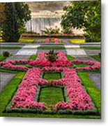 Niagara Falls Botanical Gardens Ontario Canada Metal Print
