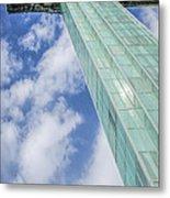 Niagara Falls Observation Tower Metal Print