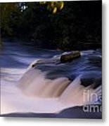 Niagara Falls Three Metal Print