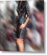 Nicole Scherzinger 24 Metal Print by Jez C Self