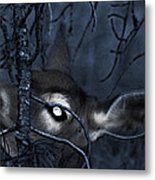 Night Grazing Metal Print