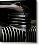 Night Grille Metal Print by Ken Smith