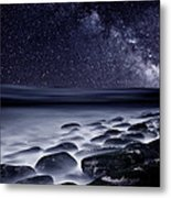 Night Shadows Metal Print by Jorge Maia