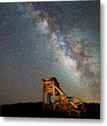Night Shift Metal Print
