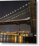 Night Shot Metal Print