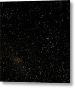 Night Sky Showing Scorpius-centaurus Metal Print