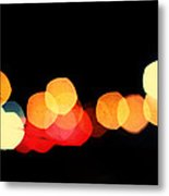 Night Travelers Metal Print