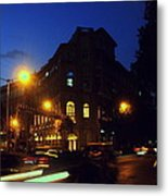 Night View Metal Print