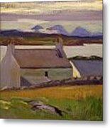 Nightfall  Iona Metal Print