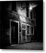Nightroom Metal Print