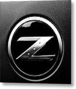 Nissan Z Metal Print