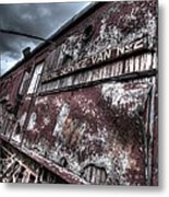 No 2 Metal Print by Ian  Ramsay