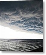 No Fear - Beach Art By Sharon Cummings Metal Print