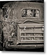 No Junk In This Trunk Metal Print
