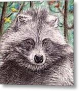 Stop Fur Trade  Metal Print