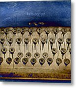 No More Love Letters Metal Print by Jan Amiss Photography