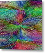No Strings Attatched Metal Print