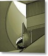 No Time For Meandering. Metal Print