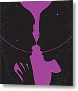 No385 My Solaris Minimal Movie Poster Metal Print