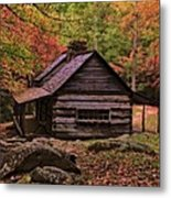 Noah Ogle Place In The Smoky Mountains Metal Print
