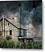 Nobody's Home Metal Print