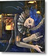 Nocturne Metal Print by Dorina  Costras
