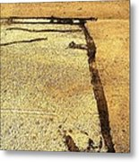 Nooday Escape Metal Print