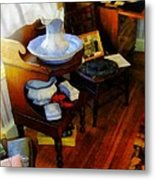 Noon In The Study Metal Print