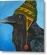 Nordic Metal Print by Amy Reisland-Speer