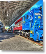 Norfolk And Western 1776 Metal Print