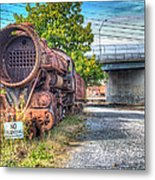Norfolk And Western Class M2c  No 1151 Metal Print