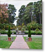 Norfolk Botanical Gardens 5 Metal Print