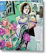 Norma Shearer Metal Print