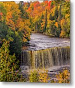 North America, Usa, Upper Peninsula Metal Print