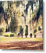 North Carolina 4 Metal Print