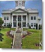 North Carolina Jackson County Courthouse Metal Print