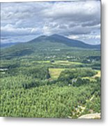 North Conway Vista Metal Print