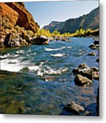 North Fork Of The Shoshone River Metal Print