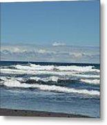 North Kona Coastline 3 Metal Print