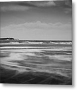 North Sea Gale Metal Print